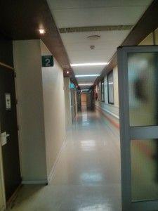 hospital |www.elhombredelosdosombligos.com
