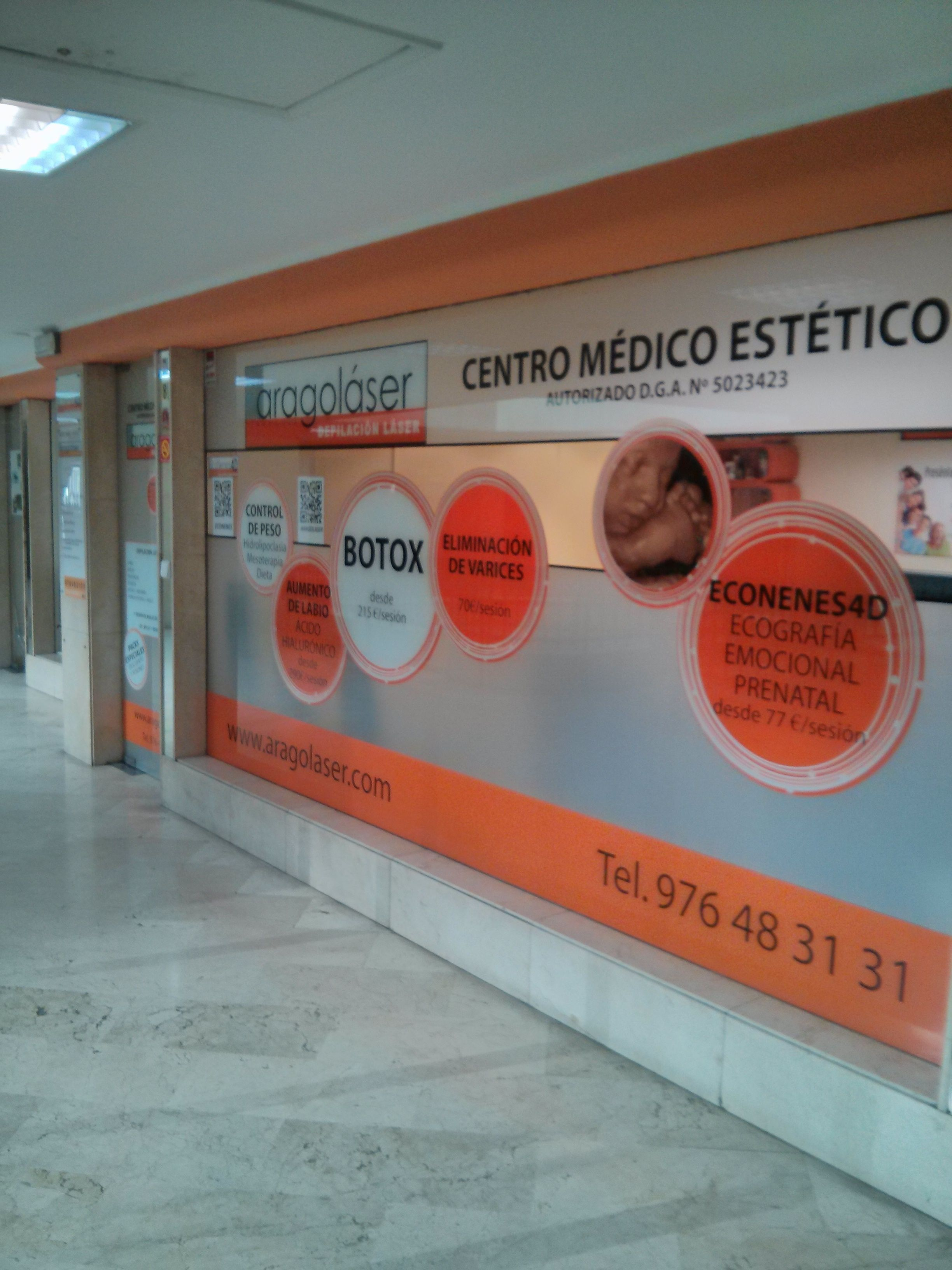 Ecografías 4D en Zaragoza