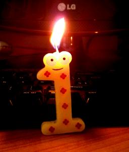 primer aniversario del blog www.elhombredelosdosombligos.com