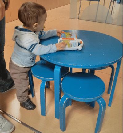 7 cosas que he aprendido de mi hijo Leo de un año