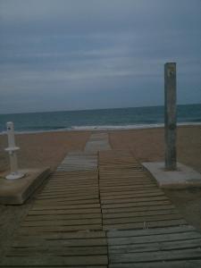 primera semana de playa