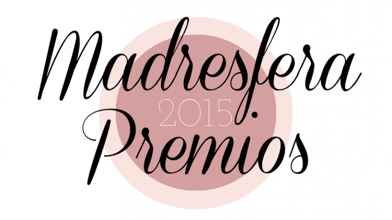 Blogs de padres nominados en Madresfera 2015