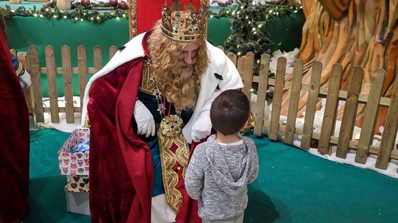 Miércoles Mudo #200: Saludando al rey Gaspar