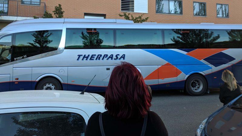 Ultimo día de autobus