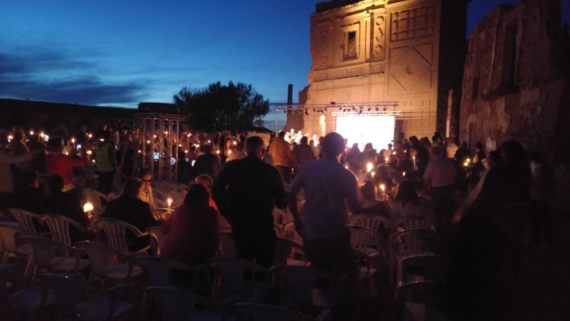 Belchite. Memoria y paz
