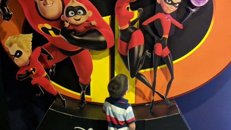 Los Increíbles 2. Disney se olvida de los niños