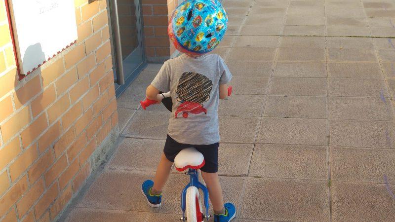 Miércoles Mudo #115: Bicicleta nueva