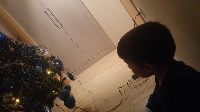 Miércoles Mudo #146: arbol de Navidad