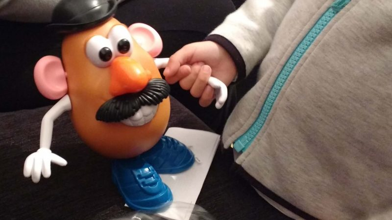 Miércoles Mudo #163: Señor Potato