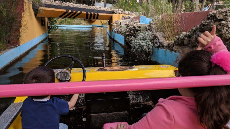 Miércoles Mudo #169: Paseo en barca con Izarbe