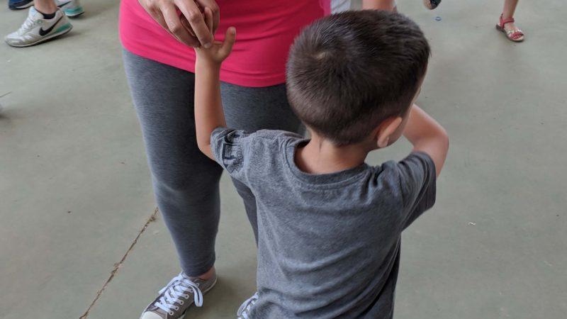 Miércoles Mudo #172: Bailando con mamá