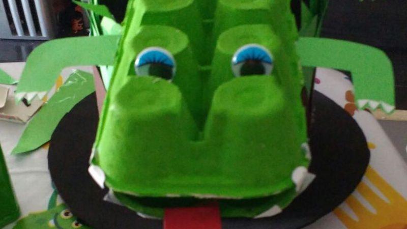 Miércoles Mudo #173: Gorro de cocodrilo