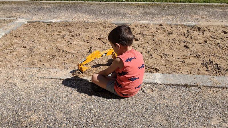 Miércoles Mudo #182: Excavadora