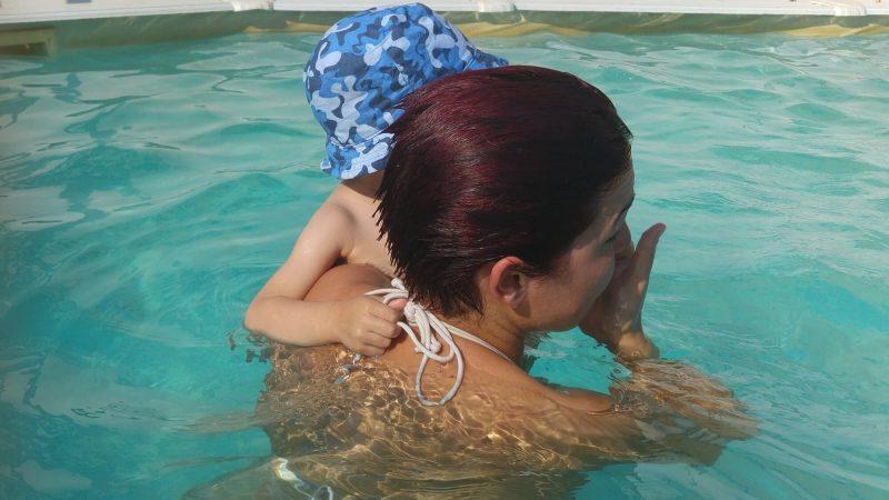 Miércoles Mudo #71: En la piscina