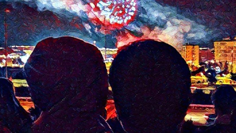 Miércoles Mudo #84: Fuegos artificiales
