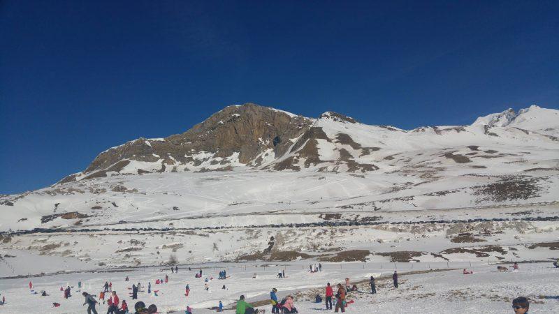 Nieve 2018